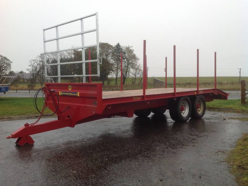 MADE TO ORDER - 16 Tonne Low Loader (219)
