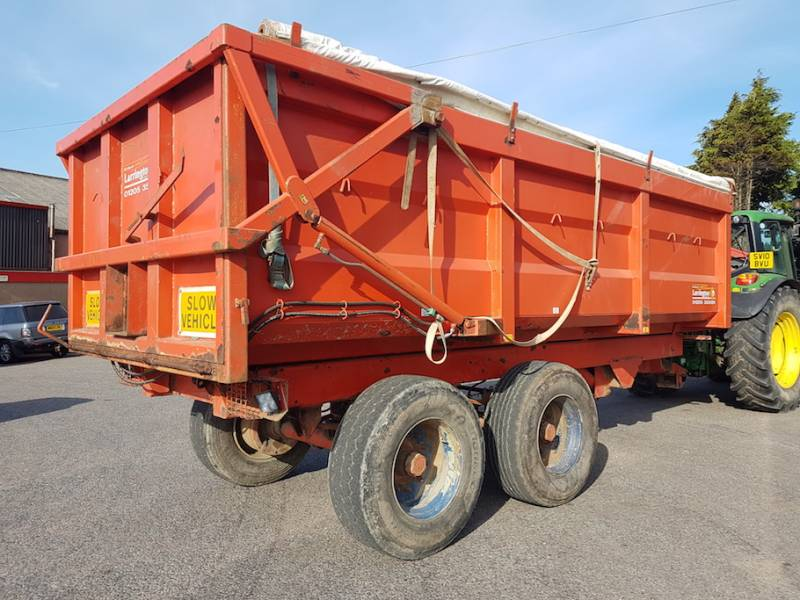 Triffitt 14 Tonne Grain Trailer  (444)