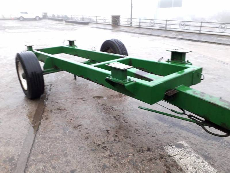 Various second hand chassis available (525)