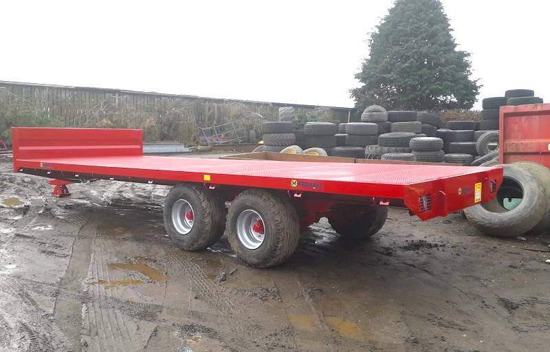 *NEW* Bale trailer - 1 x 22ft & 1 x 27ft available (543)