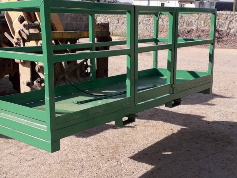 Man Cage for Forklift (557)
