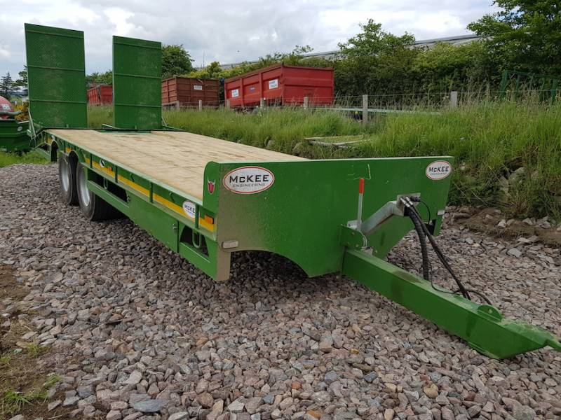 McKee 24ft Low Loader