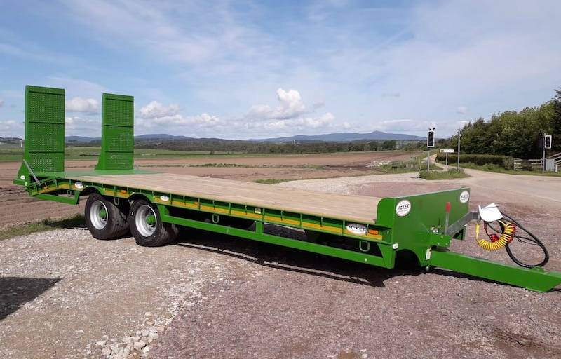 McKee 27ft New Low Loader (580)