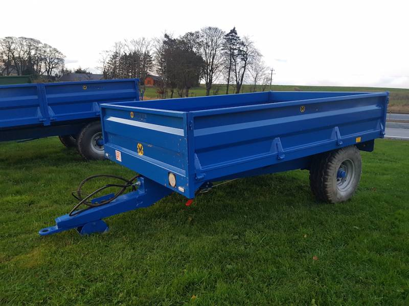5 Tonne Dropside Trailer