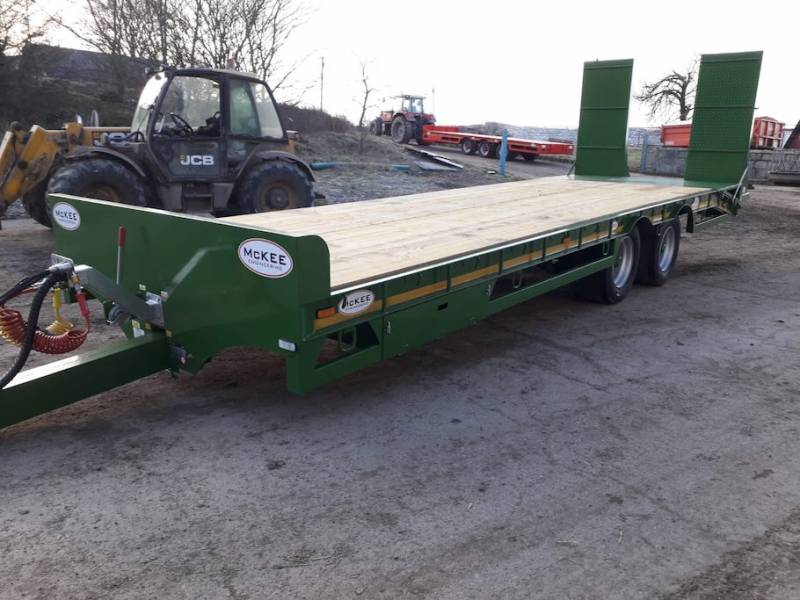 McKee 27ft Low Loader (698)
