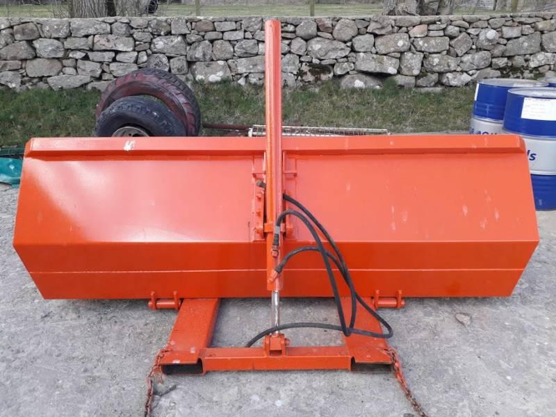 8ft Bucket for Industrial Forklift (720)