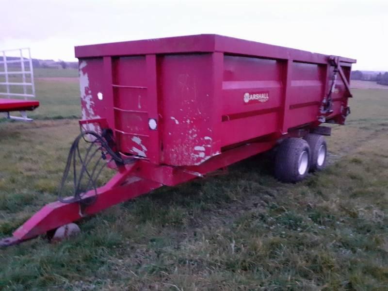 10 tonne Monocoque Trailer (814)