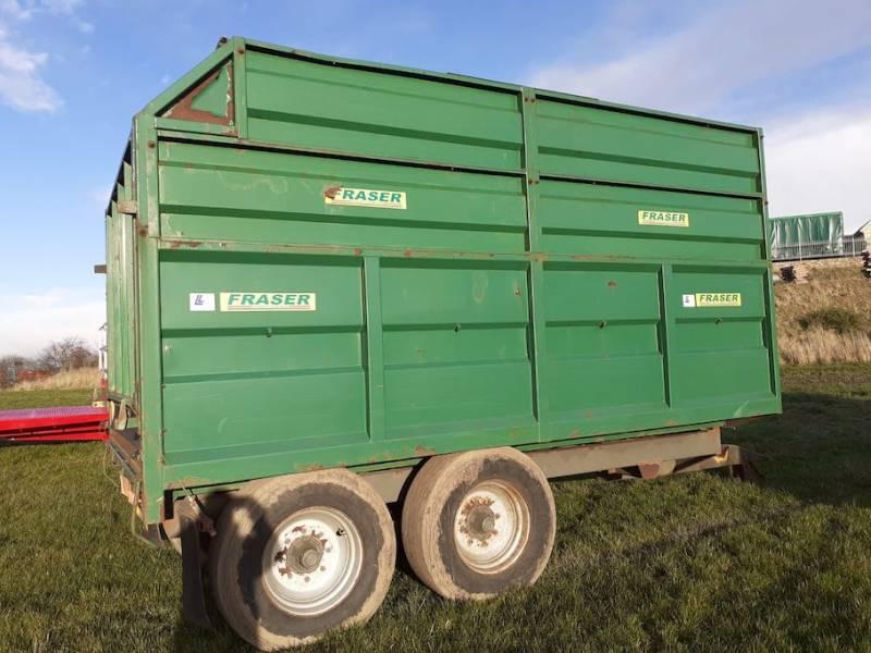 Fraser 10 tonne Trailer (820)