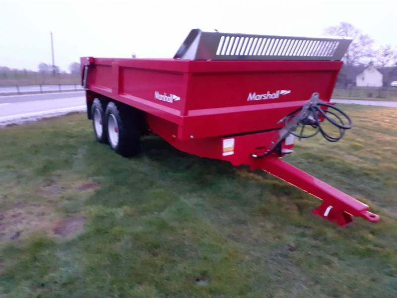 BRAND NEW 12 tonne multi-purpose Dump Trailer (832)