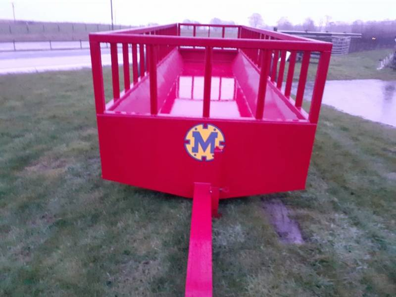 20ft Feed Trailer (834)
