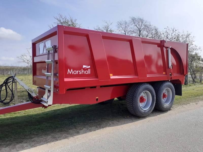 BRAND NEW 11, 12 or 14 tonne Marshalls (872)