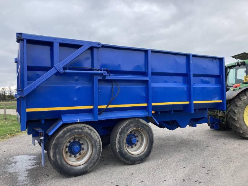 Stewart 12 tonne trailer (872)