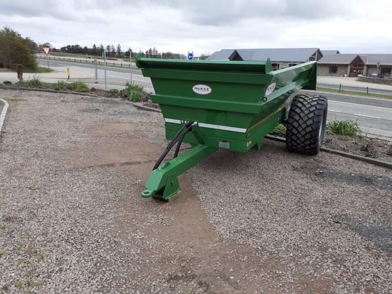 8 tonne McKee Dump Trailer - AVAILABLE IMMEDIATELY (874)