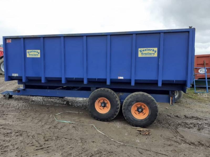 Easterby 10 tonne Trailer