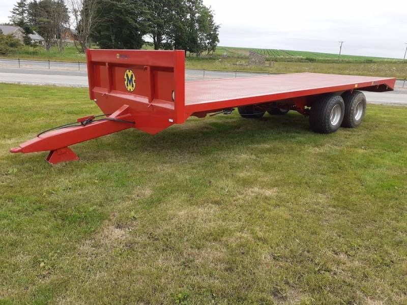 22ft Bale Trailer BRAND NEW AVAILABLE NOW (898)