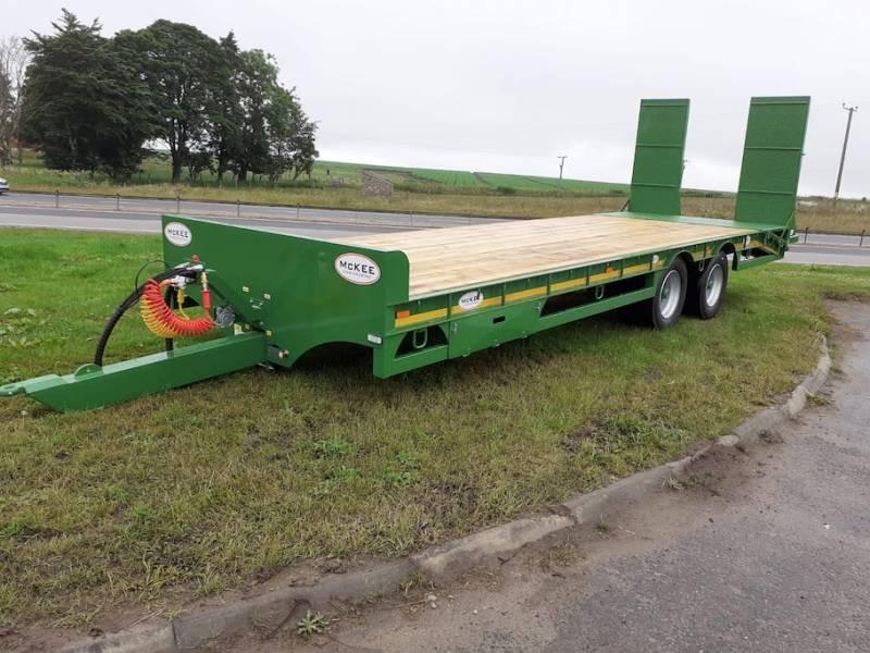 McKee 19 tonne low loader - IN STOCK (904)
