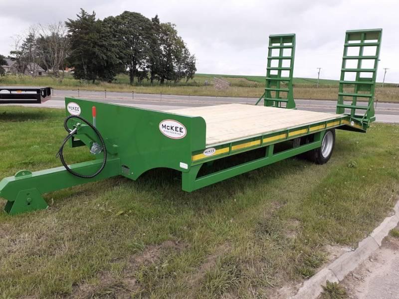 McKee Low Loader 8 tonne (907)