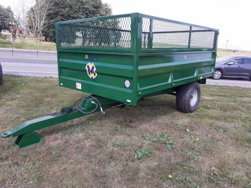 5 tonne dropside trailer (913)
