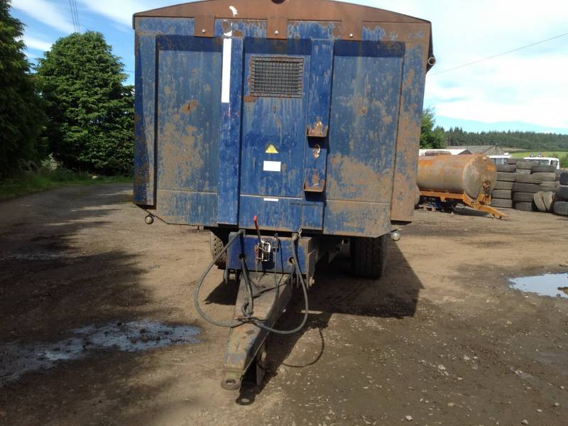 Ken Wootton 14 tonne trailer (97)